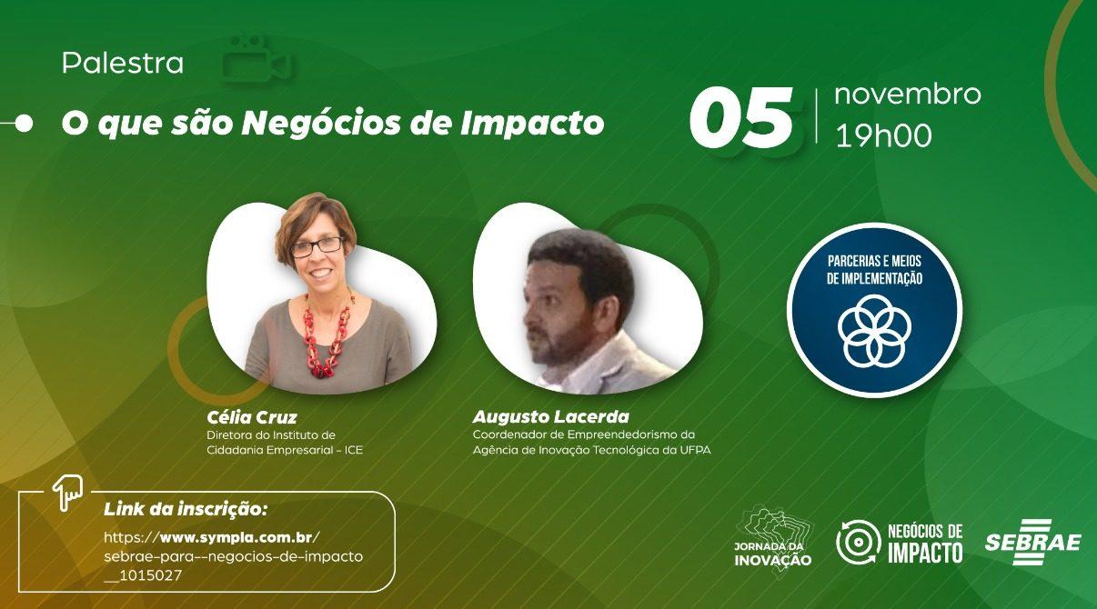Eventos on-line debatem os desafios para a promoção de negócios de impacto social e ambiental